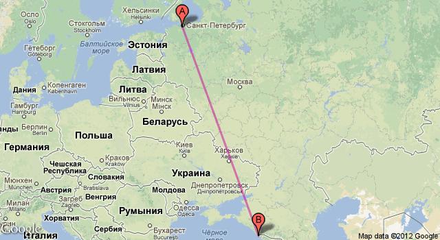 Сколько на поезде ехать санкт-петербург до мурманска